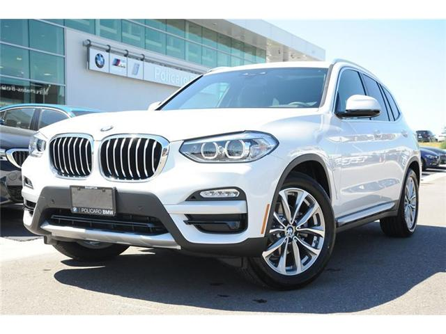 2018 BMW X3 xDrive30i (Stk: 8D70256) in Brampton - Image 1 of 12
