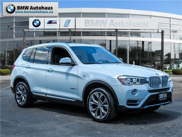 2015 BMW X3 xDrive28i (Stk: P8425) in Thornhill - Image 3 of 14