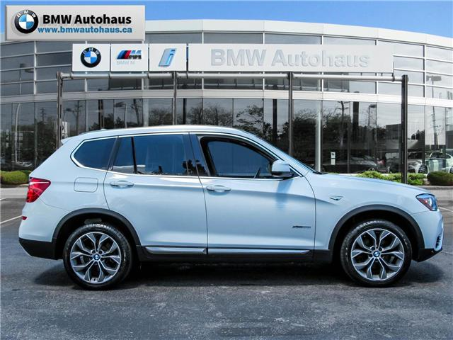 2015 BMW X3 xDrive28i (Stk: P8425) in Thornhill - Image 4 of 14