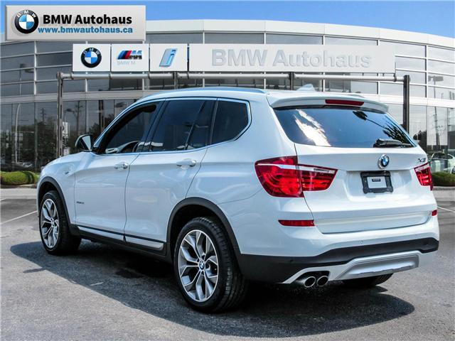2015 BMW X3 xDrive28i (Stk: P8425) in Thornhill - Image 7 of 14