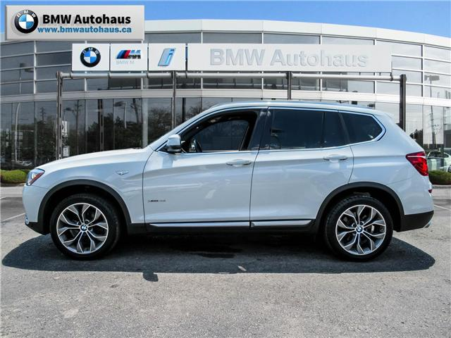 2015 BMW X3 xDrive28i (Stk: P8425) in Thornhill - Image 8 of 14