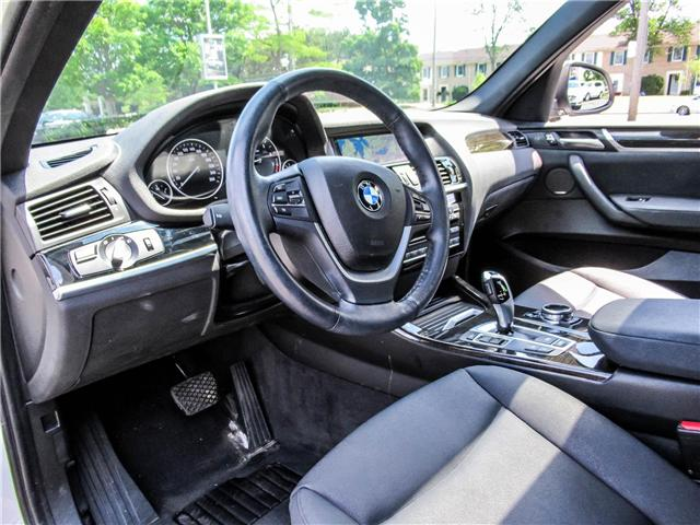 2015 BMW X3 xDrive28i (Stk: P8425) in Thornhill - Image 9 of 14