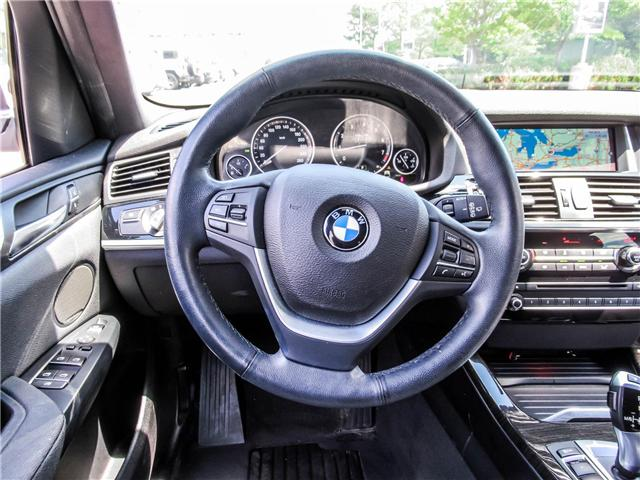 2015 BMW X3 xDrive28i (Stk: P8425) in Thornhill - Image 11 of 14