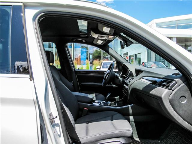 2015 BMW X3 xDrive28i (Stk: P8425) in Thornhill - Image 13 of 14