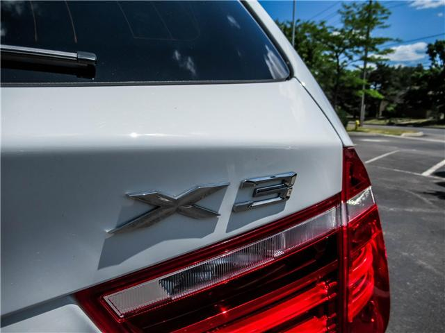 2015 BMW X3 xDrive28i (Stk: P8425) in Thornhill - Image 14 of 14