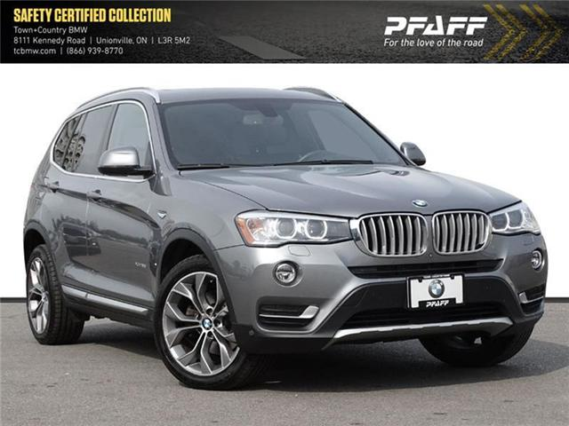 2015 BMW X3 xDrive35i (Stk: D11252) in Markham - Image 1 of 21