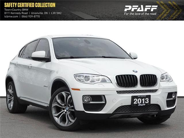 2013 BMW X6 xDrive35i (Stk: U11228) in Markham - Image 1 of 21