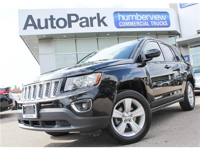 2017 Jeep Compass Sport/North (Stk: 17-197521) in Mississauga - Image 1 of 25