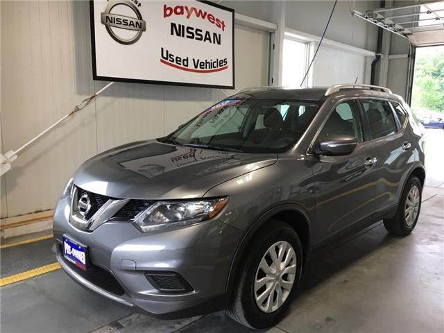 2015 Nissan Rogue S (Stk: 18138A) in Owen Sound - Image 1 of 11