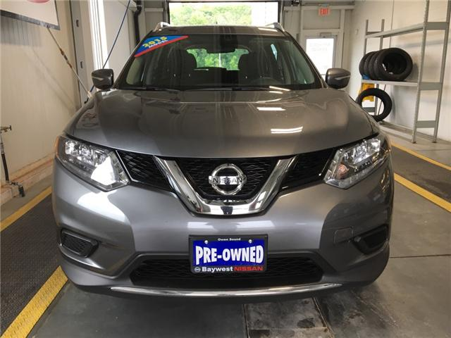 2015 Nissan Rogue S (Stk: 18138A) in Owen Sound - Image 2 of 11