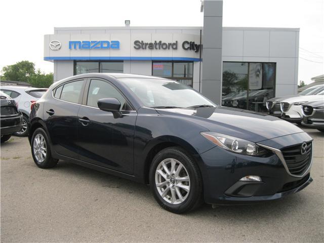 2014 Mazda Mazda3 GS-SKY (Stk: 19001A) in Stratford - Image 1 of 20