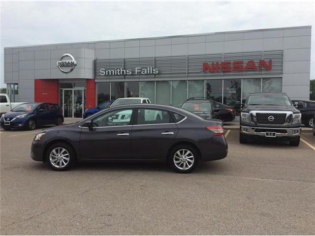 2015 Nissan Sentra 1.8 SV (Stk: 18-236A) in Smiths Falls - Image 1 of 13