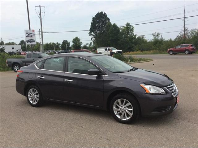 2015 Nissan Sentra 1.8 SV (Stk: 18-236A) in Smiths Falls - Image 2 of 13