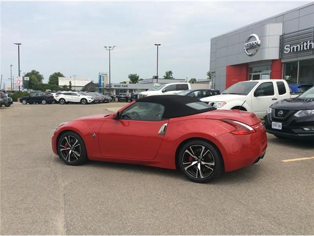 2019 Nissan 370Z Touring Sport (Stk: 19-002) in Smiths Falls - Image 2 of 12