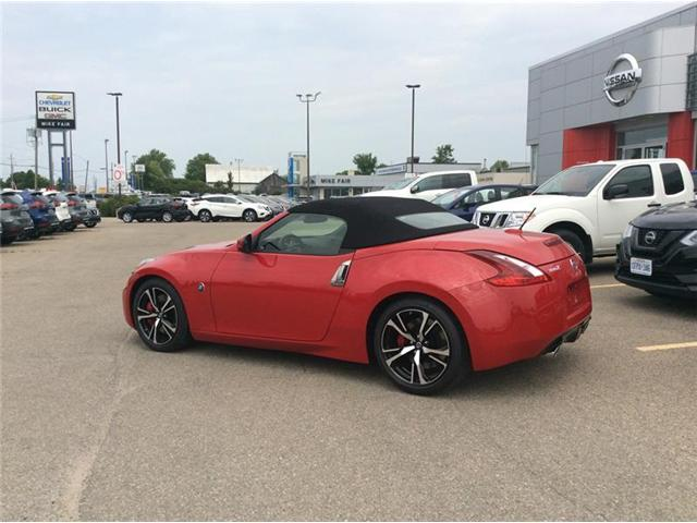 2019 Nissan 370Z Touring Sport (Stk: 19-002) in Smiths Falls - Image 3 of 12