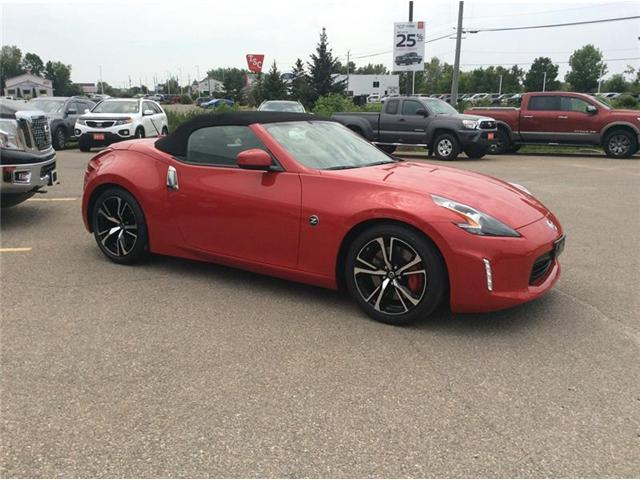 2019 Nissan 370Z Touring Sport (Stk: 19-002) in Smiths Falls - Image 5 of 12
