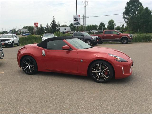 2019 Nissan 370Z Touring Sport (Stk: 19-002) in Smiths Falls - Image 6 of 12