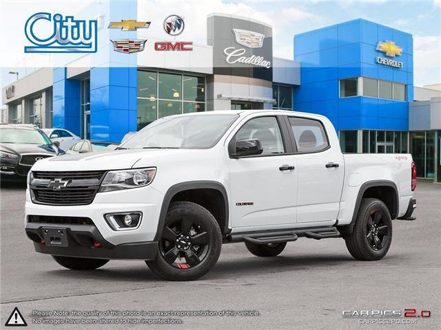 2018 Chevrolet Colorado LT (Stk: 2844978) in Toronto - Image 1 of 26