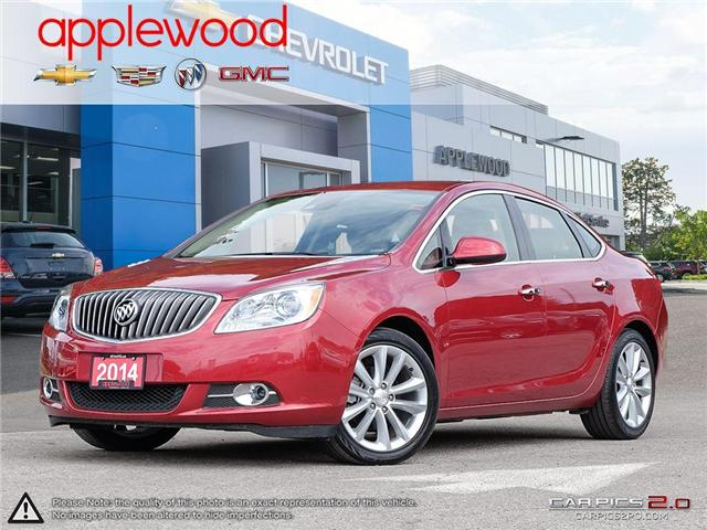 2014 Buick Verano Base (Stk: 6928P) in Mississauga - Image 1 of 28