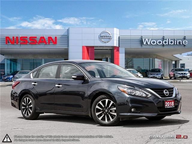 2018 Nissan Altima 2.5 SL Tech 1N4AL3AP4JC136159 P7053 in Etobicoke