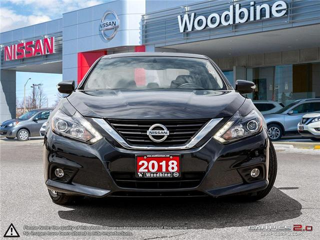 2018 Nissan Altima 2.5 SL Tech (Stk: P7053) in Etobicoke - Image 2 of 27
