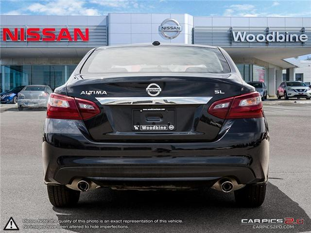 2018 Nissan Altima 2.5 SL Tech (Stk: P7053) in Etobicoke - Image 5 of 27