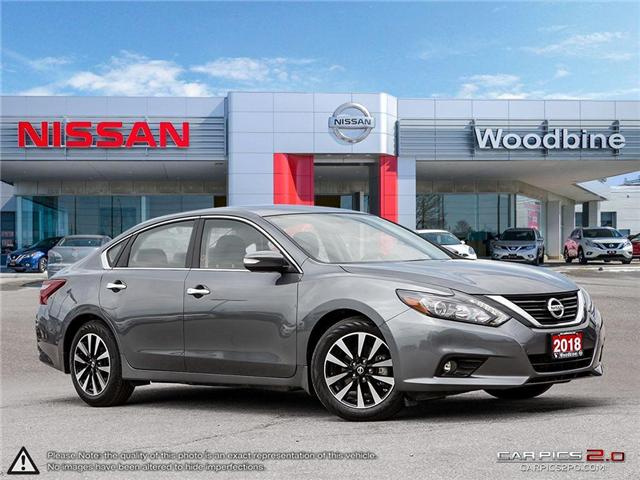 2018 Nissan Altima 2.5 SL Tech (Stk: P7055) in Etobicoke - Image 1 of 27