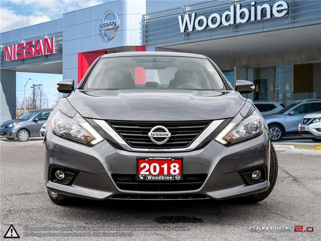 2018 Nissan Altima 2.5 SL Tech (Stk: P7055) in Etobicoke - Image 2 of 27