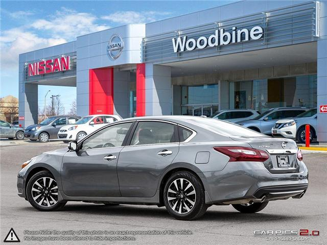 2018 Nissan Altima 2.5 SL Tech (Stk: P7055) in Etobicoke - Image 4 of 27