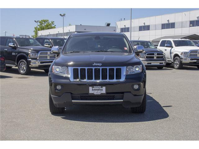 2011 Jeep Grand Cherokee Limited (Stk: EE891870A) in Surrey - Image 2 of 28