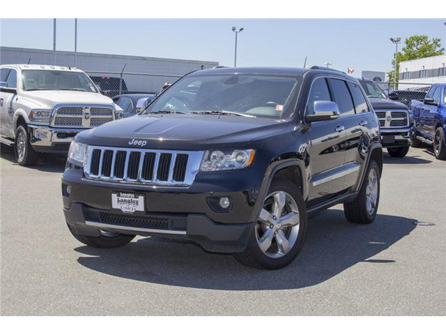 2011 Jeep Grand Cherokee Limited (Stk: EE891870A) in Surrey - Image 3 of 28