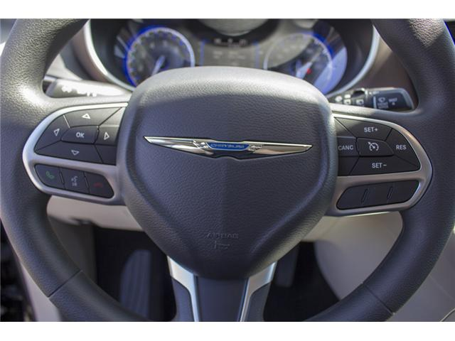 2017 Chrysler Pacifica LX (Stk: EE891550) in Surrey - Image 19 of 25