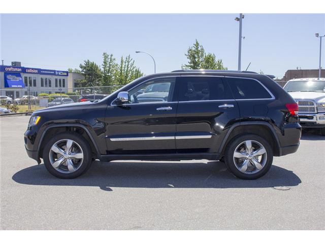 2011 Jeep Grand Cherokee Limited (Stk: EE891870A) in Surrey - Image 4 of 28
