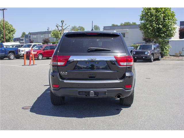 2011 Jeep Grand Cherokee Limited (Stk: EE891870A) in Surrey - Image 6 of 28