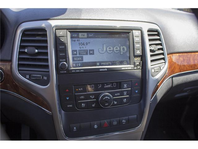 2011 Jeep Grand Cherokee Limited (Stk: EE891870A) in Surrey - Image 22 of 28