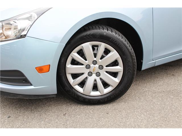 2011 Chevrolet Cruze LT Turbo (Stk: 11-226269) in Mississauga - Image 2 of 23