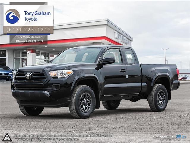 2018 Toyota Tacoma SR+ (Stk: 56956) in Ottawa - Image 1 of 25