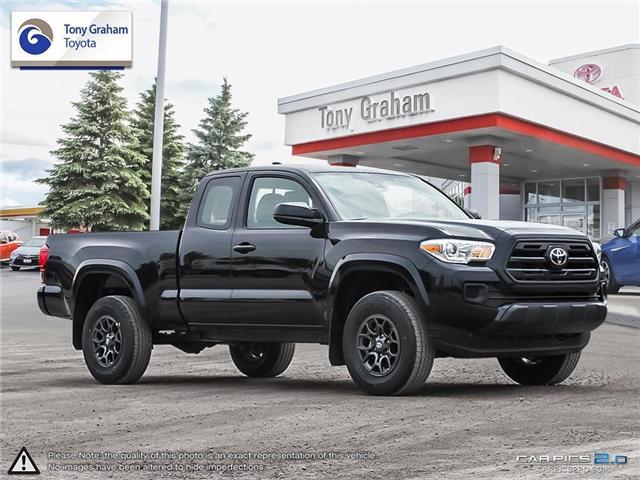 2018 Toyota Tacoma SR+ (Stk: 56956) in Ottawa - Image 7 of 25