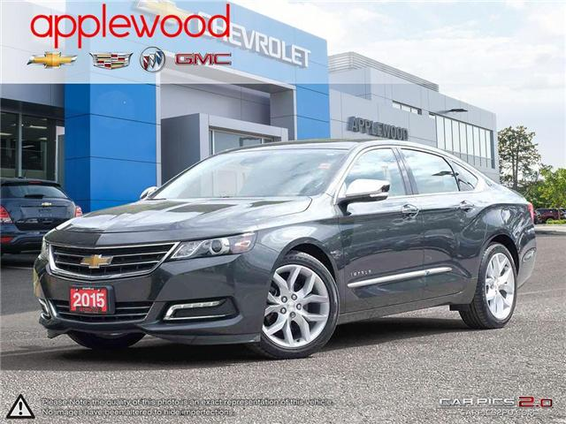 2015 Chevrolet Impala 2LZ (Stk: 2769TN1) in Mississauga - Image 1 of 29