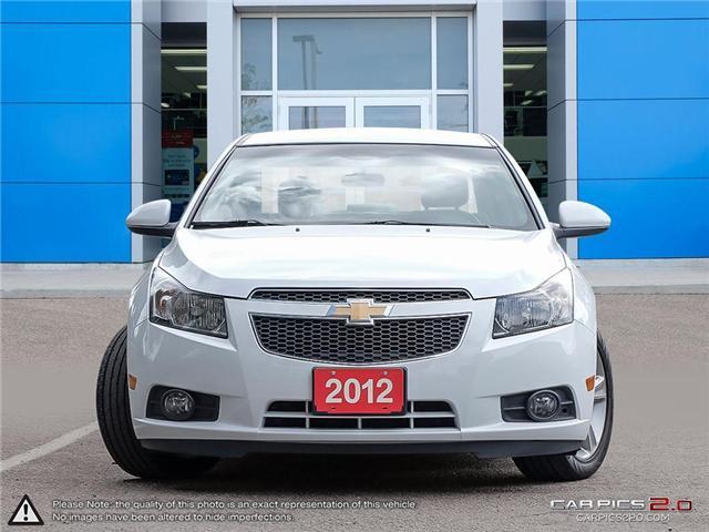 2012 Chevrolet Cruze LTZ Turbo (Stk: 5839TN) in Mississauga - Image 2 of 27