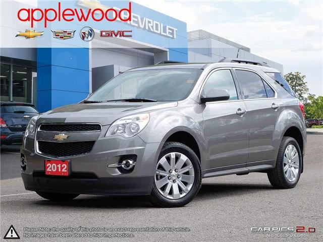 2012 Chevrolet Equinox 2LT (Stk: 6773TN) in Mississauga - Image 1 of 27