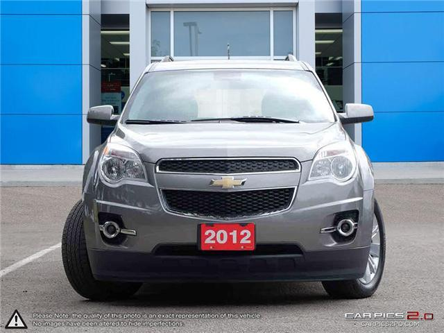 2012 Chevrolet Equinox 2LT (Stk: 6773TN) in Mississauga - Image 2 of 27