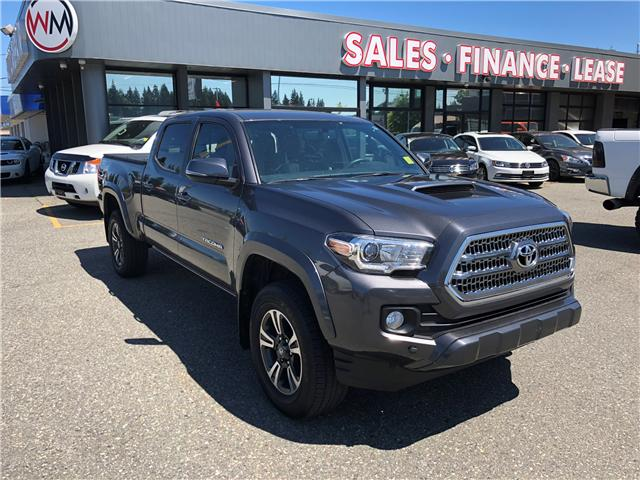 2017 Toyota Tacoma SR5 (Stk: 17-018375) in Abbotsford - Image 1 of 15