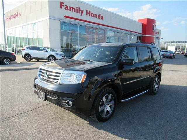 2012 Honda Pilot Touring, FULLY LOADED! (Stk: 8503620A) in Brampton - Image 1 of 30
