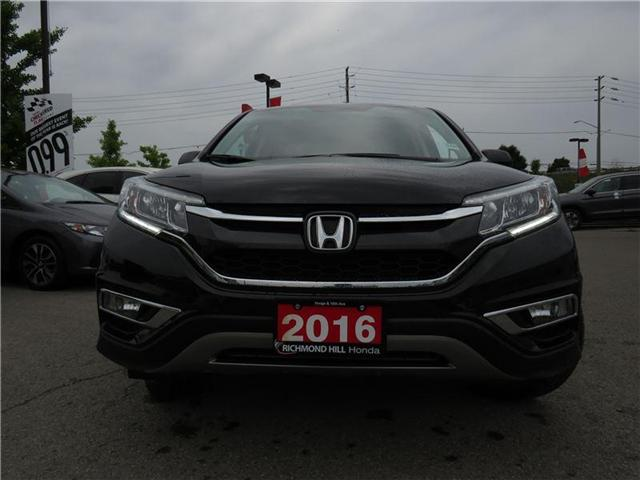 2016 Honda CR-V EX-L (Stk: 180449P) in Richmond Hill - Image 2 of 17