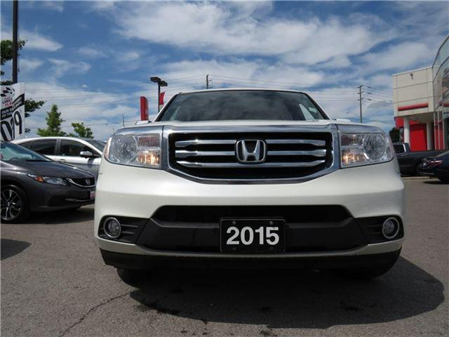 2015 Honda Pilot SE (Stk: 2010P) in Richmond Hill - Image 2 of 19