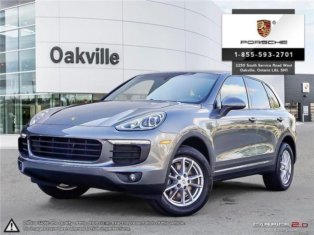 2018 Porsche Cayenne Base (Stk: 18179) in Oakville - Image 1 of 25