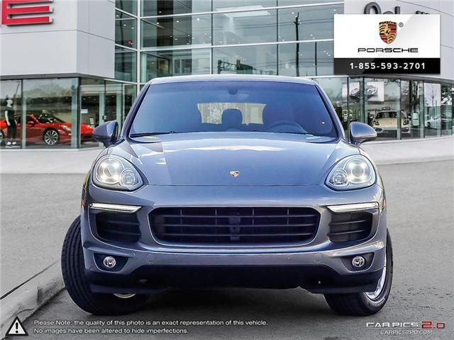 2018 Porsche Cayenne Base (Stk: 18179) in Oakville - Image 2 of 25