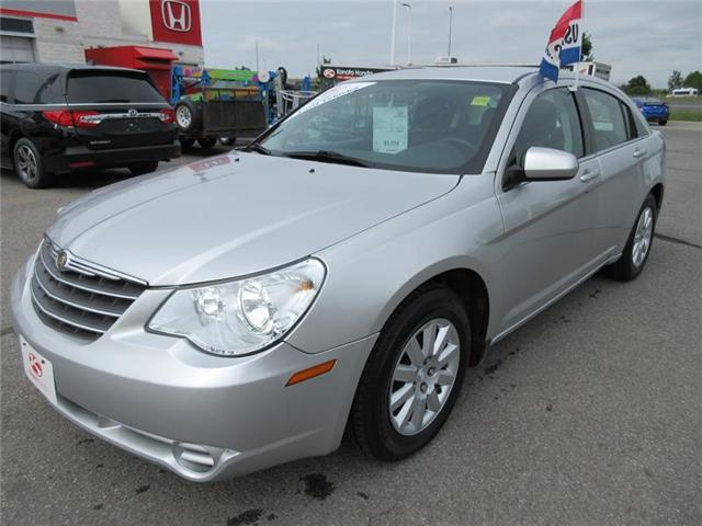 2010 Chrysler Sebring LX (Stk: K12918A) in Kanata - Image 1 of 17