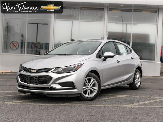 2018 Chevrolet Cruze LT Auto (Stk: 181156) in Ottawa - Image 1 of 21